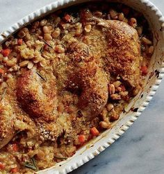Cassoulet (Photo Credit: Curtis Stone on Pinterest)
